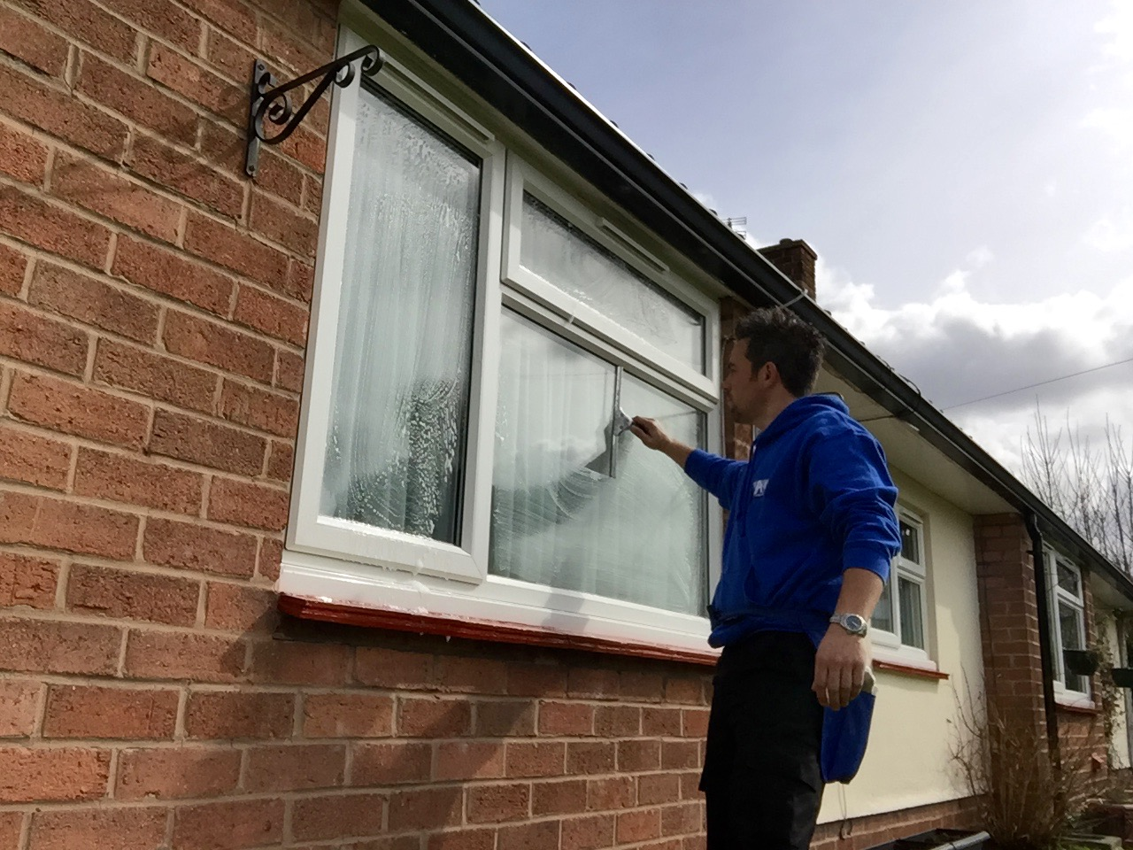 About Us Ag Window Cleaning Shrewsbury