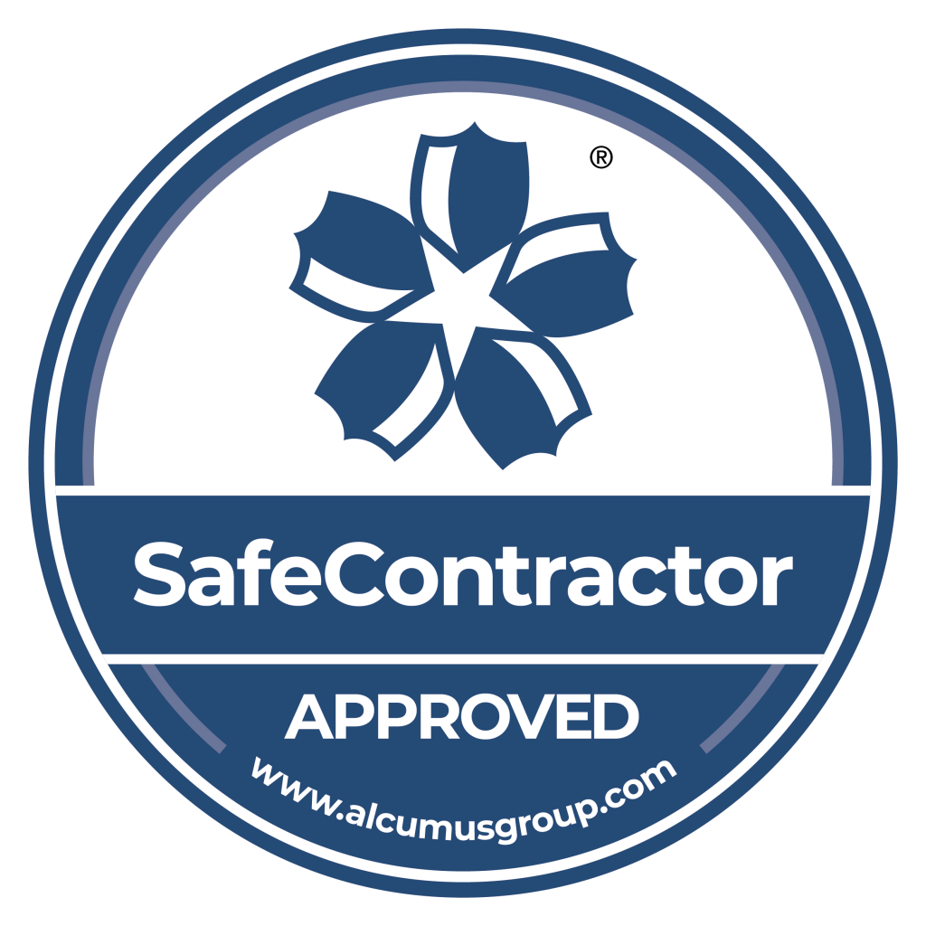 Window Cleaner in Shrewsbury, image of Safe Contractor accreditation